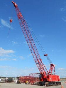 a crane for hire from Freo Group
